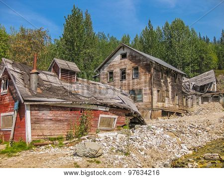 Kennicott Ghost Town