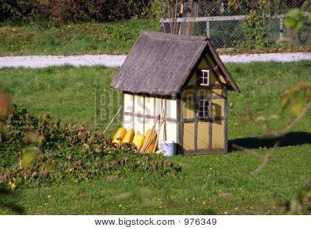 Very Small House
