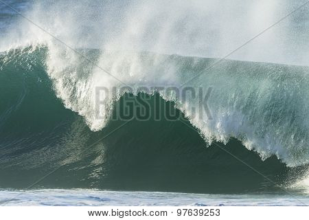 Wave Hollow Water