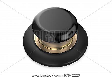 Black Push Button