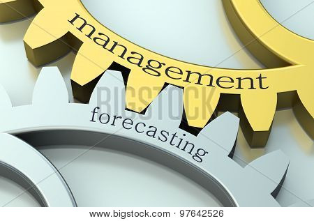 Management And Forecasting Concept On The Gearwheels