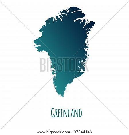 Greenland Map