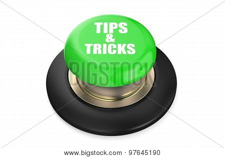 Tips And Tricks Green Push Button