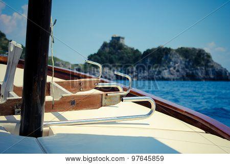 Positano Boat Trip