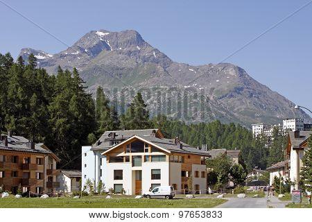 Switzerland - Sankt Moritz - Sils Maria