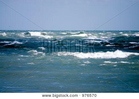 Mares enojados