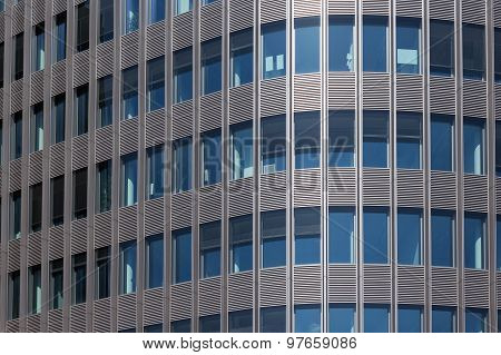 office building facade - exterior