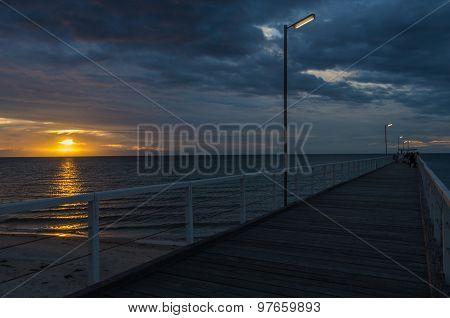 Largs Bay Jetty Long