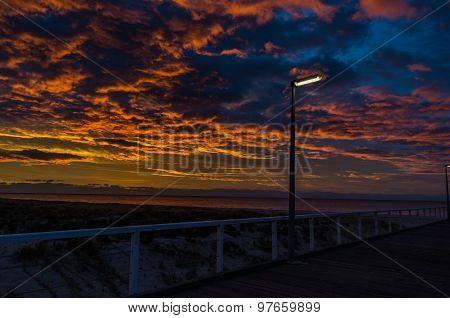 Largs Bay Jetty Light