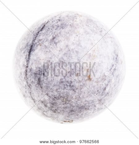 Stone Sphere Isolated