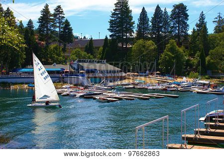 Lake Arrowhead Bay