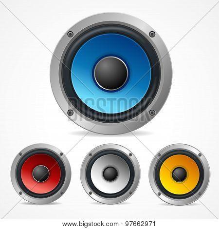 Outstanding speaker vector pics