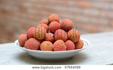 Famous Tropical Fruit - Lychee