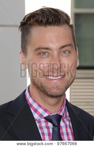 LOS ANGELES - AUG 1:  Lance Bass at the The Dizzy Feet Foundation`s Celebration Of Dance Gala at the Club Nokia on August 1, 2015 in Los Angeles, CA