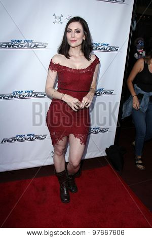 LOS ANGELES - AUG 1:  Adrienne Wilkinson at the