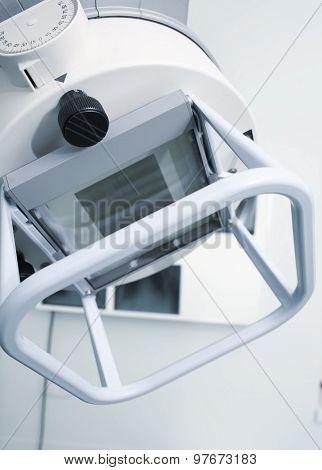 Detail Of X-ray Machine