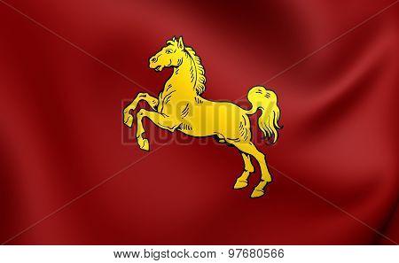 State Of Hanover Flag (1946)