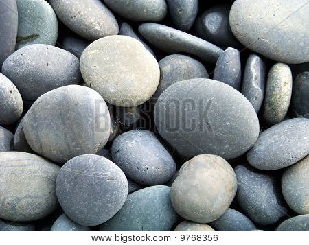 River Rocks upclose