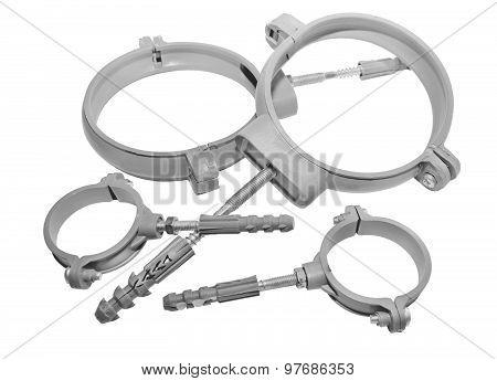plumbing clamp