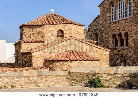 The Ekatontapiliani church