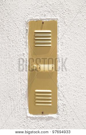 Brass Intercom