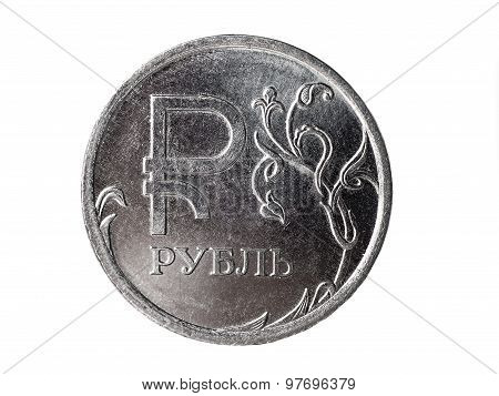 russian ruble insolvent