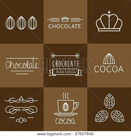 Cocoa Icon set