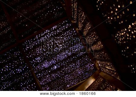 Roof With Stars