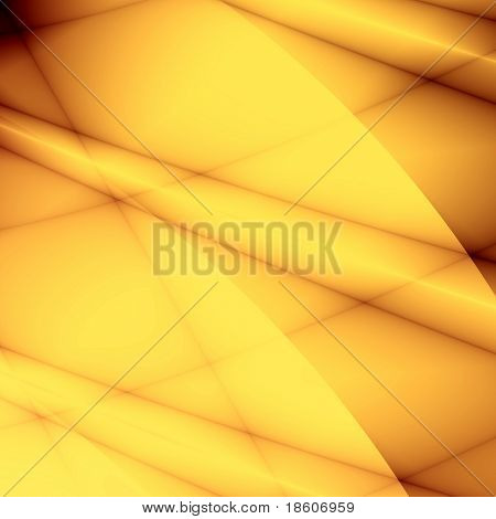 Golden fantasy background