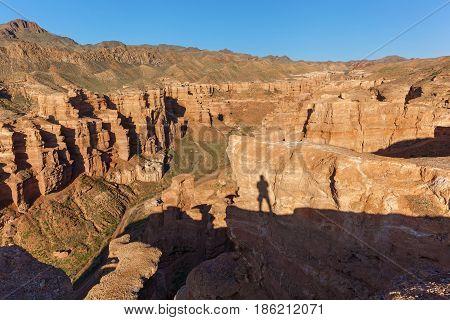 Charyn Canyon a