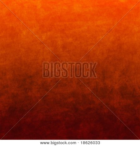 Orange red background