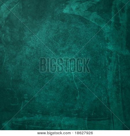 Teal Textured Background