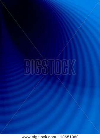 Fractal image of an abstract futuristic shape for a background.