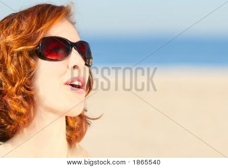 Beach Portrait