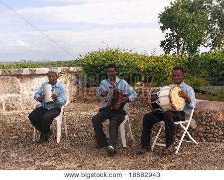 Dominican Street Musicians