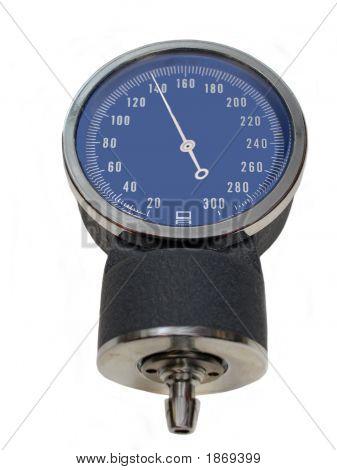 Blood Pressure 140