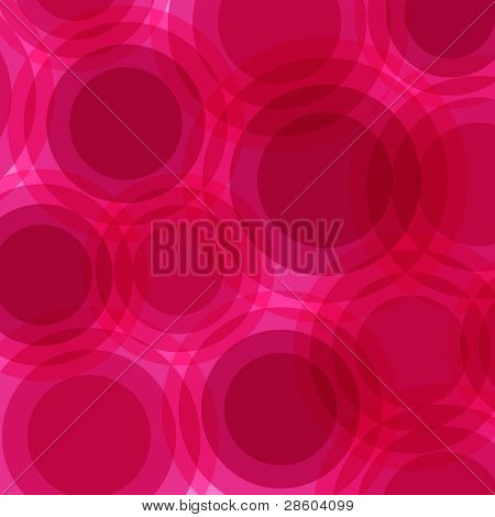 Red background, vector illustration