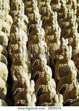Terracotta Army Replica