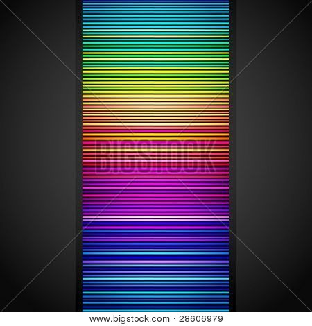 Abstract background made of colorful pattern