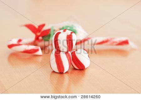 Peppermint Candy Drops