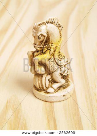 Knight, Horse