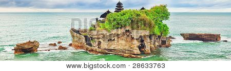 Tanah Lot temple. Tabanan. Bali