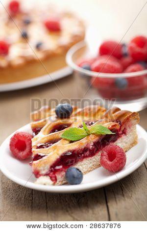Beere Torte