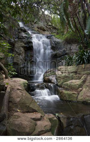 Soft Natural Waterfall