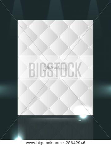 eps10 vector elegant pattern design isolated on dark background