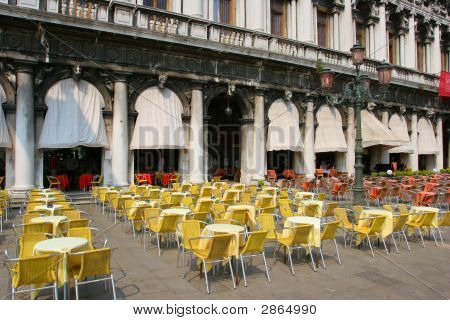 The St. Mark'S Square Restaurants