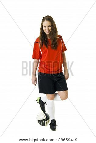 Fútbol mujer