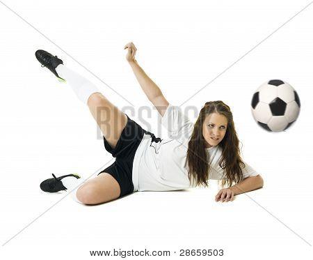 Soccer Woman