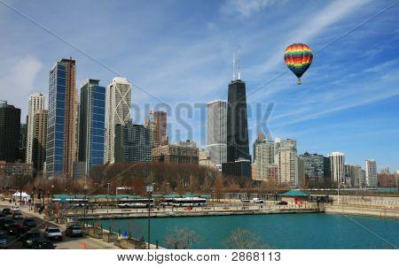 O Skyline de Chicago