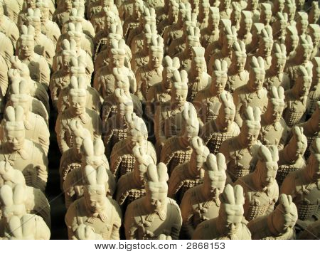 Terracotta Warrior Replicas